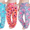 Victoria Women's Soft and Cozy Fleece Pajama Pants (4-Pack)