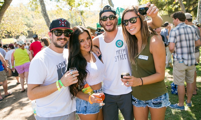 Cali Uncorked Festival - Oak Canyon Park: Cali Uncorked Festival In Orange County feat. Rebelution and David Koechner on Saturday, November 14, at 12 p.m.