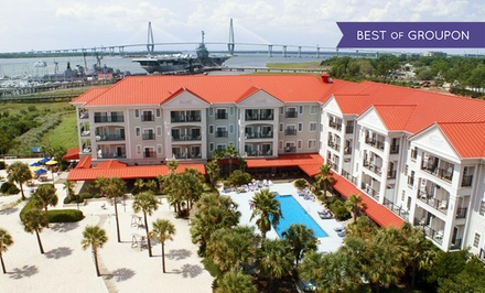 Stay with Daily Breakfast for Two at Charleston Harbor Resort and Marina in Mount Pleasant, SC. Dates into March.