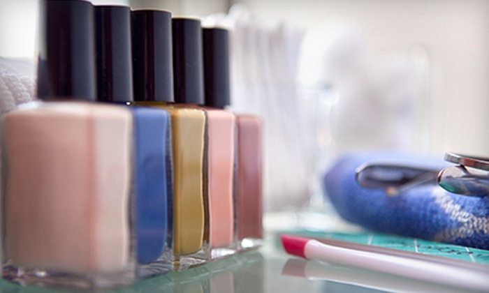 All About Tranquility Day Spa - Richmond: One or Two Spa Mani-Pedis at All About Tranquility Day Spa (Up to 51% Off)