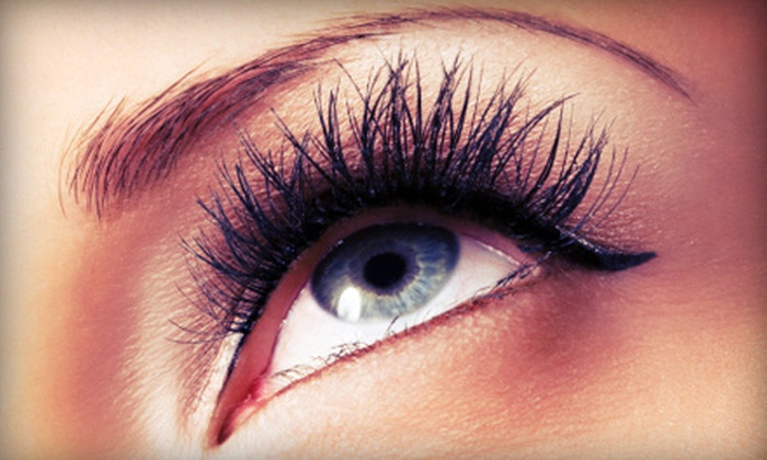 Merle Norman Luxe Spa & Salon - Fort Wayne: $29 for a Full Set of Eyelash Extensions with a Brow Tint or Wax at Merle Norman Luxe Spa & Salon (Up to $75 Value)