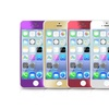 X-Tanium Metallic Tempered-Glass Screen Protector for iPhone 5/5s/5c