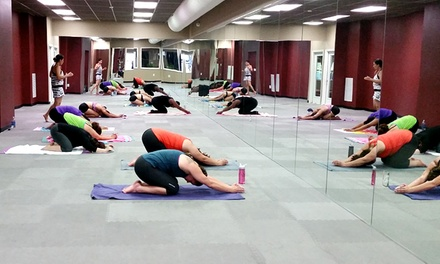 10 or 20 Bikram Hot-Yoga Classes or Unlimited Classes for Six Months at Bikram Yoga Woodbridge (Up to 59% Off)