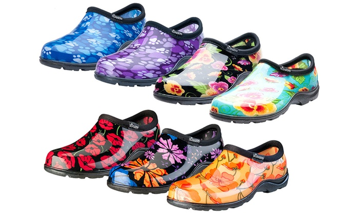 43 Off on Sloggers Womens Garden Shoes Groupon Goods