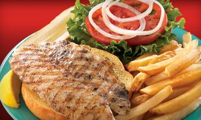 Mugs Grill & Bar - Clearwater: $10 for $20 Worth of American Fare and Drinks at Mugs Grill & Bar in Clearwater