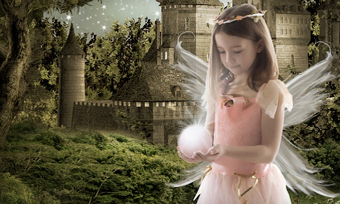 """Experience Photography - Pickering: $24 for a Children's Fairy Day Photo Shoot with 5""""x7"""" Print at Experience Photography in Pickering ($49.95 Value)"""
