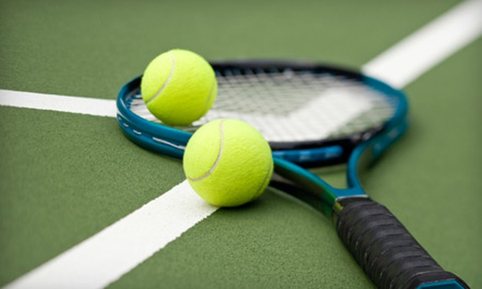 Bay Terrace Indoor Tennis - Clearview: $59 for Five Group Lessons at Bay Terrace Tennis ($130 Value). $69 for Three Private Lessons ($165 Value).