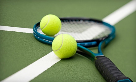 Five 1-Hour Adult Group Lessons (a $130 value) - Bay Terrace Indoor Tennis in Bayside