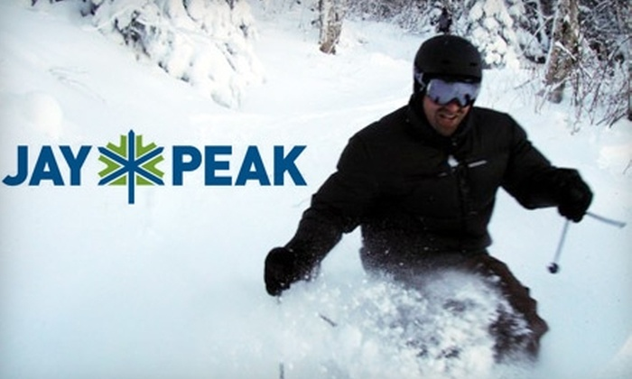 Jay Peak Resort - Jay: $45 for One Lift Ticket at Jay Peak Resort (Up to $69 Value)