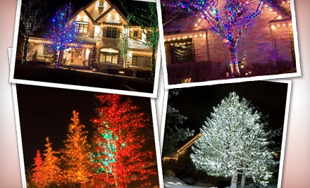 Glimmer Holiday Decor Package (a $399 value) - Five Star Holiday Decor in