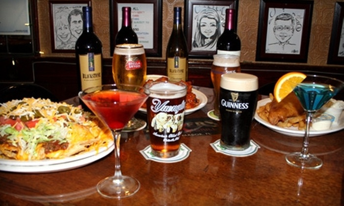 Mixers Bar & Grill - Palm Harbor: $10 for $20 Worth of Burgers, Sandwiches, and Spirits at Mixers Bar & Grill in Palm Harbor