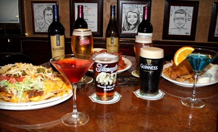 $20 Groupon to Mixers Bar & Grill - Mixers Bar & Grill in Palm Harbor