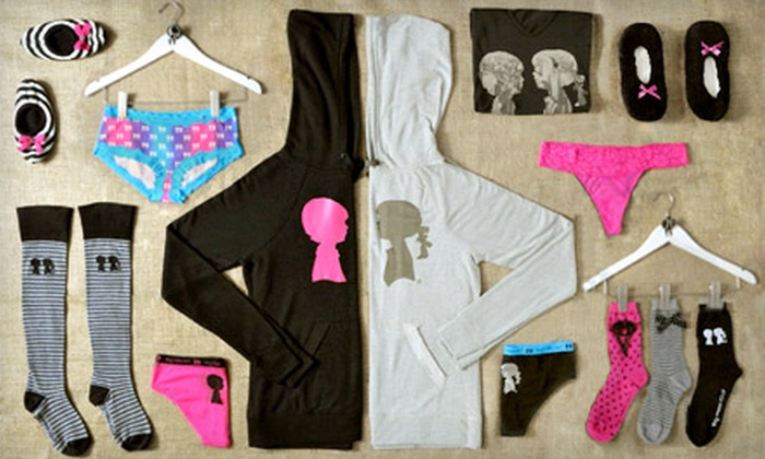 Boy Meets Girl: $15 for $30 Worth of Contemporary Women's Apparel and Accessories from Boy Meets Girl