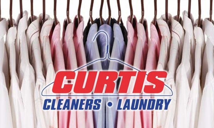 Curtis Cleaners - Multiple Locations: $13 for $30 Worth of Dry Cleaning at Curtis Cleaners