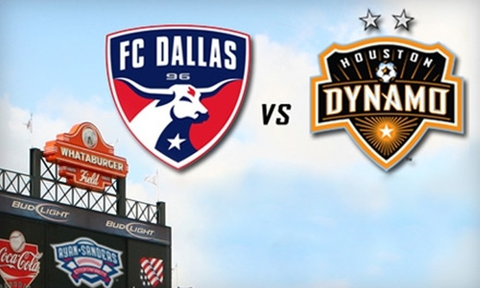 Major League Soccer - Central City: $10 for One Ticket to the Major League Soccer Match Between the Houston Dynamo and FC Dallas