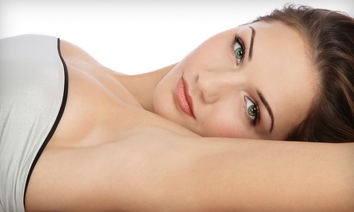 Spokane Skin Solutions - Cliff Cannon: $99 for Six Laser Hair-Removal Treatments at Spokane Skin Solutions (Up to $500 Value)
