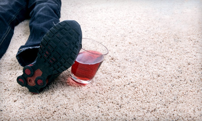 A Clean Carpet - Old Market Place: $59 for Carpet Cleaning and Protectant in Two Rooms from A Clean Carpet (Up to $135 Value)