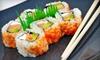 SUSHIYAKI - Buffalo Grove: $20 for $40 Worth of Japanese Fare and Drinks at Sushiyaki in Buffalo Grove
