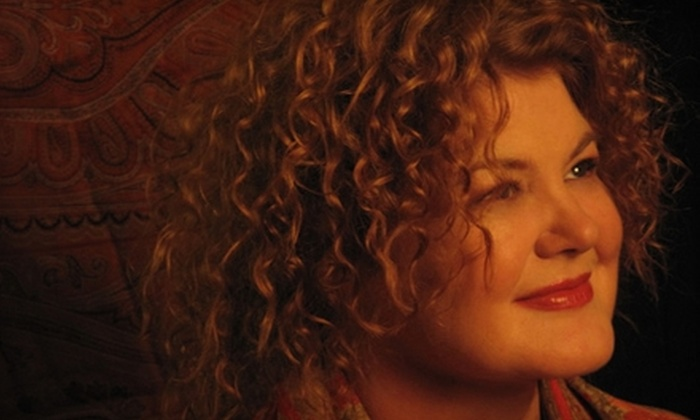 McKinney Performing Arts Center - Downtown Mckinney: $14 for One Ticket to See Maura O'Connell at the McKinney Performing Arts Center (Up to $30.50 Value)