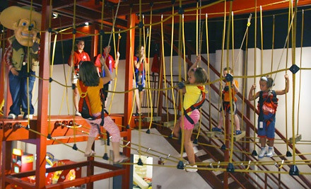 2012 Annual Pass (a $115 value) - Adventure Park USA in New Market