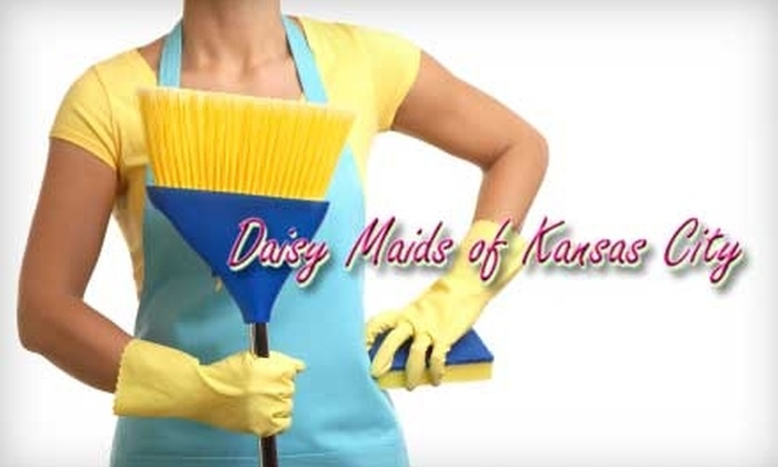 Daisy Maids of Kansas City - Kansas City: $59 for Three Hours of House Cleaning from Daisy Maids of Kansas City ($150 Value)