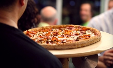 $16 Groupon to Naked Pizza - Naked Pizza in San Diego