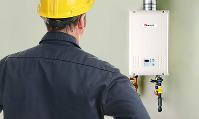 Choice Mechanical - Ardenwood: $59 for Tankless Water-Heater Maintenance from Choice Mechanical ($129 Value)