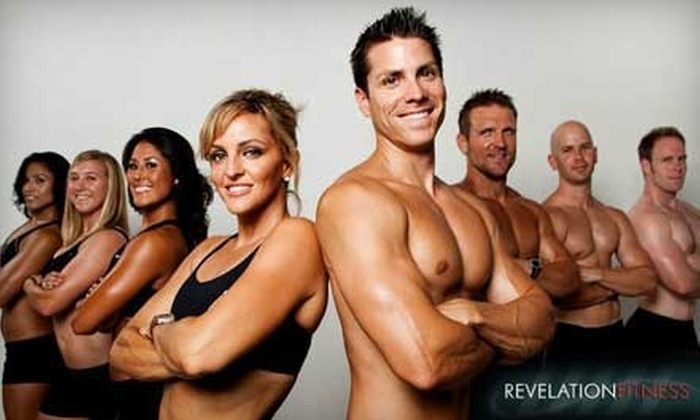 Revelation Fitness - Multiple Locations: $300 for Nine Sessions of RevFit Group Training ($600 Value) or $150 for 21 Days of RevFit Online Training ($300 Value) at Revelation Fitness