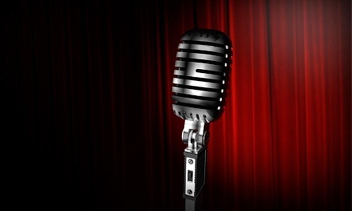 Hyena's Comedy Nightclub - Multiple Locations: $8 for Two Tickets to Hyena's Comedy Nightclub ($20 Value)