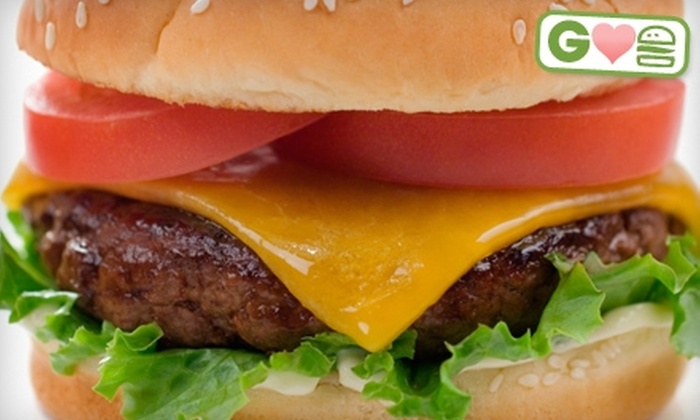 The Beach Burger - Norwalk: $10 for $20 Worth of Burgers and Drinks at The Beach Burger in Norwalk