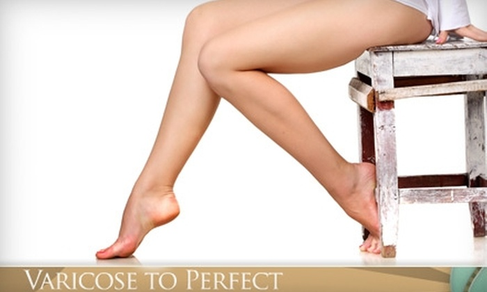 Varicose to Perfect - Springboro: $100 For a Consultation and Half Hour Vein-Gogh Treatment at Varicose to Perfect in Springboro (A $250 value)