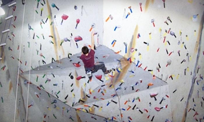 Ibex Climbing Gym - Blue Springs: Climbing Classes and More at Ibex Climbing Gym in Blue Springs