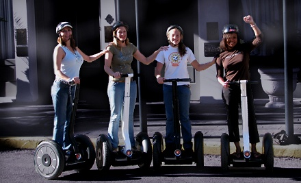 1 Admission to the Galveston Haunted Legends Segway Tour (a $65 value) - SegCity in Galveston