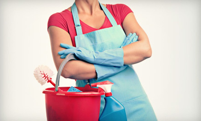 Mess Maid Right NW - Raleigh Hills: One, Three, or Five Three-Hour Housecleaning Sessions from Mess Maid Right NW (Up to 58% Off)