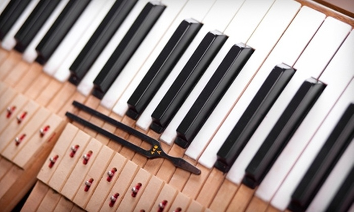 Professional Piano Service  - Chinatown: $70 for Standard Piano Tuning from Professional Piano Service ($140 Value)