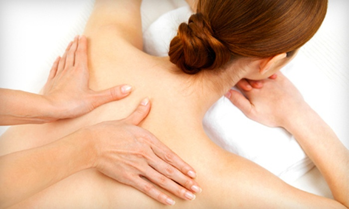 Emanuels Salon - Hoboken: $35 for 60-Minute Swedish or Deep-Tissue Massage at Emanuels Salon in Hoboken (Up to $75 Value)