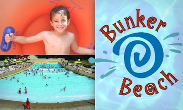 Bunker beach coupons discounts