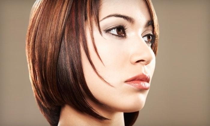 Salon Gossip - Queen's Park: $19 for a Women's Haircut at Salon Gossip ($39.55 Value)