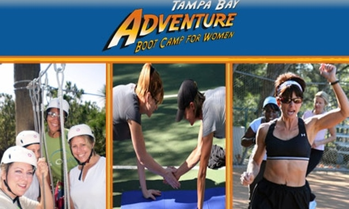 Tampa Bay Adventure Bootcamp for Women  - Tampa Bay Area: Four Weeks of Classes at Tampa Bay Adventure Bootcamp