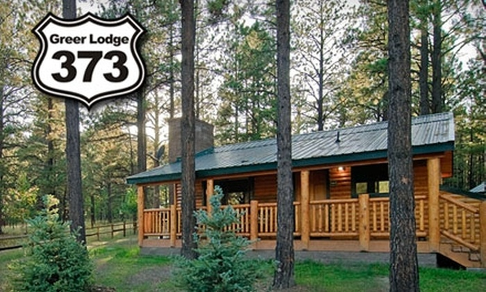 Greer Lodge Resort & Cabins - Eagar-Springerville: Up to 73% Off a Two-Night Stay at Greer Lodge Resort & Cabins. Choose From Three Options.