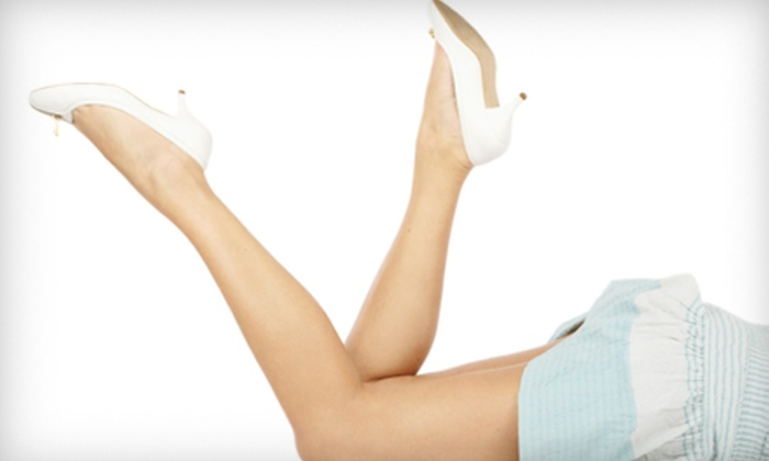 Laser Partners - Fayetteville: Three Laser Hair-Removal Sessions for Small, Medium, or Large Areas at Laser Partners in Fayetteville