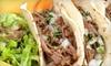 Up to 45% Off Mexican Food at Los Cinco Puntos