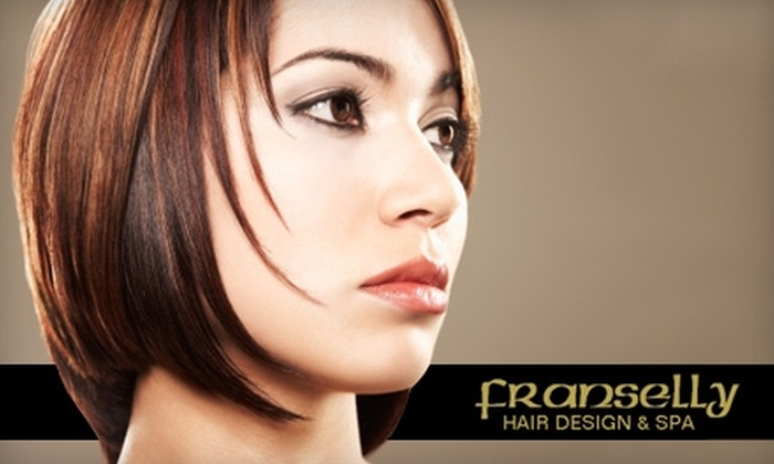 Franselly Hair Design - Downtown Kingston: $25 for $50 Worth of Services at Franselly Hair Design
