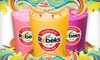 Robeks Fruit Smoothies & Healthy Eats : $10 for Four Smoothies at Robeks (Up to $23.96 Value)