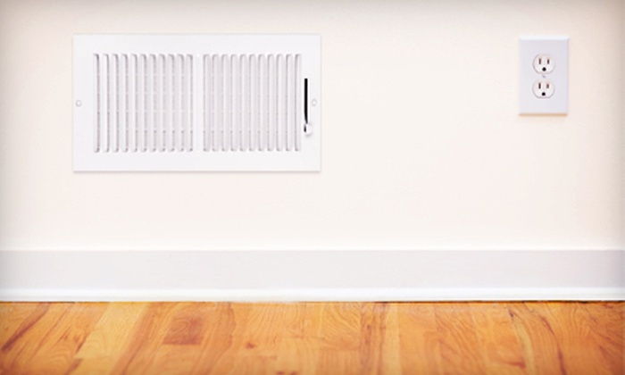 EnviroCare - Multiple Locations: Air-Duct-Cleaning Package with a Furnace Inspection or a Dryer-Vent or Carpet Cleaning from EnviroCare (Up to 75% Off)