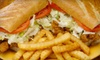 Po Boys - Multiple Locations: Dinner for Two or Four, or $10 for $20 Worth of New Orleans–Themed Fare and Drinks at Po' Boys Creole Cafe