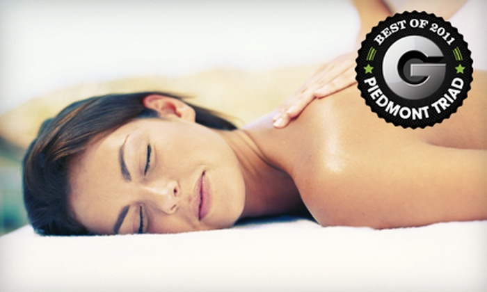 Calming Ground - Sumner: 60- or 90-Minute Deep-Tissue or Relaxation Massage for One or Two at Calming Ground in Greensboro (Up to 59% Off)