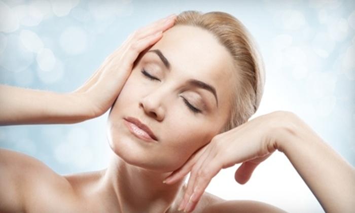 Hidden Door Medspa - Roanoke: Reparative Skincare at Hidden Door Medspa in Roanoke. Three Options Available.