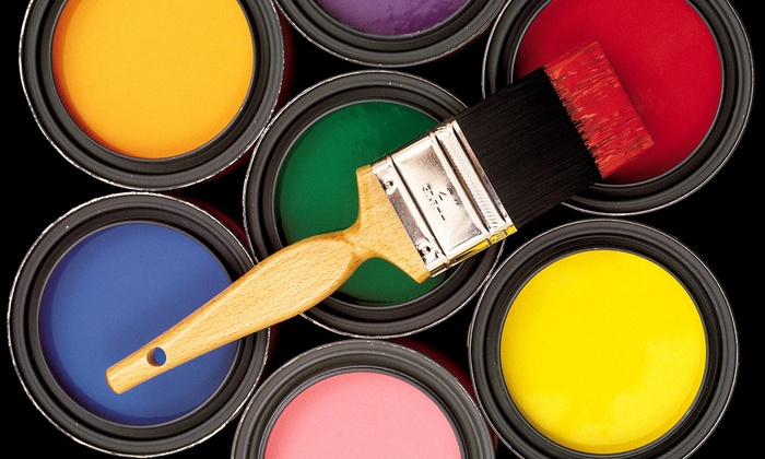 Trogdon Enterprises - Trogdon Enterprises: One Painter for 6, 10, or 40 Hours of Painting from Trogdon Enterprises (Up to 59% Off)