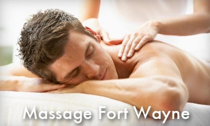 Massage Fort Wayne - Fort Wayne: $70 for a 60-Minute Organic Pampering ($150 Value) or Men's Massage Package at Massage Fort Wayne ($150 Value)